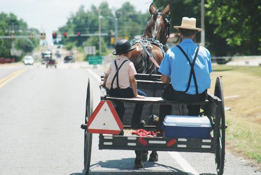 Amish Encounter