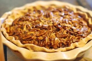 Pecan Honey Pie