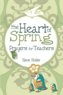 A wonderful gift book for a child to give his teacher this spring.