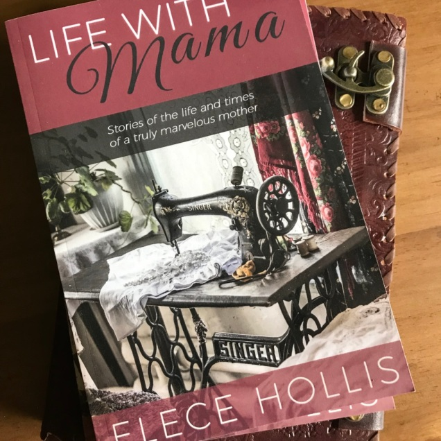 My book about Mama Freda
